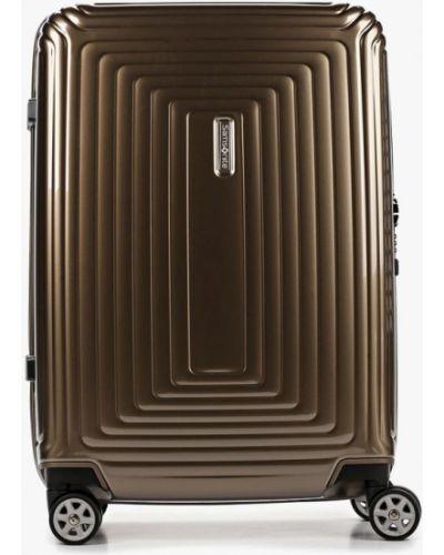 Дорожная сумка коричневый Samsonite