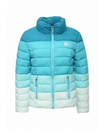 Утепленная куртка демисезонная весенняя Oodji