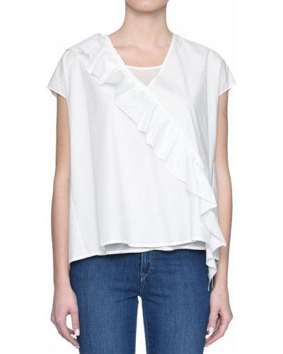 Белая блузка Ballantyne