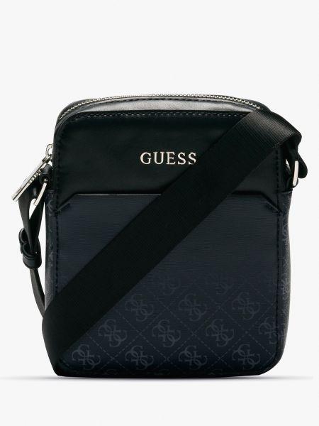 Повседневная сумка - черная Guess
