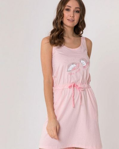 Ночнушка розовый турецкий Monamise