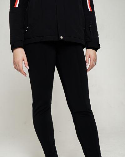 Черные горнолыжные брюки софтшелл Vuarnet