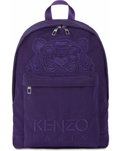 Plecak z haftem z nylonu Kenzo