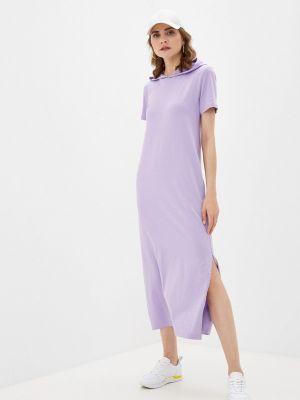 Фиолетовое платье осеннее Winzor