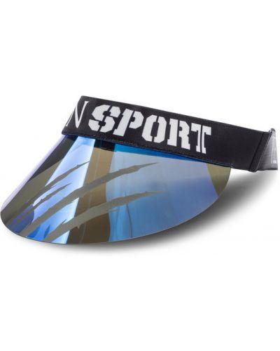 Niebieski daszek Plein Sport
