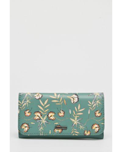 Бирюзовый кошелек Roxy