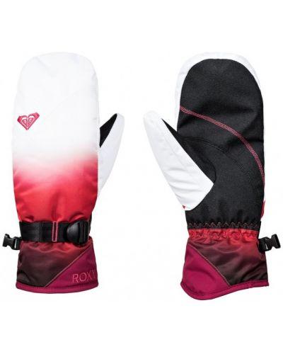 Розовые перчатки Roxy