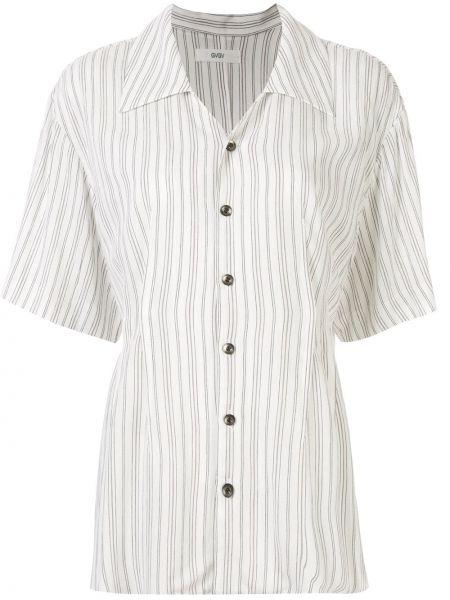 Блузка с короткими рукавами - белая G.v.g.v.
