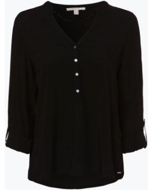 Tunika z rękawami czarny Esprit Casual