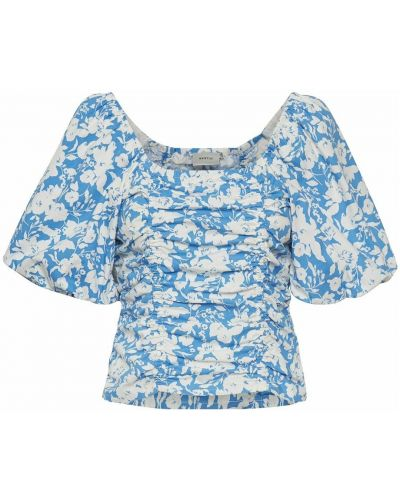 Niebieska bluzka Gestuz