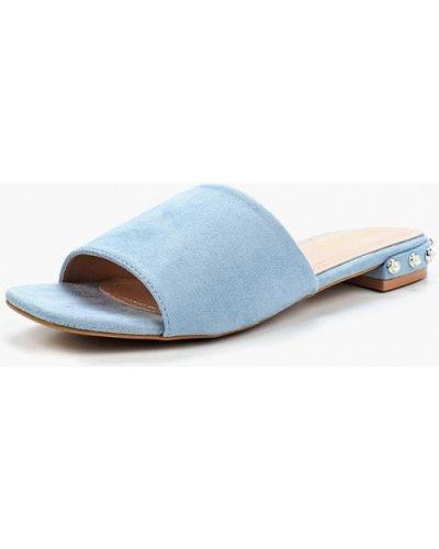 Голубые сабо Damerose