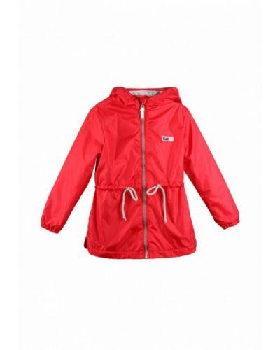 Куртка весенняя красная Kat