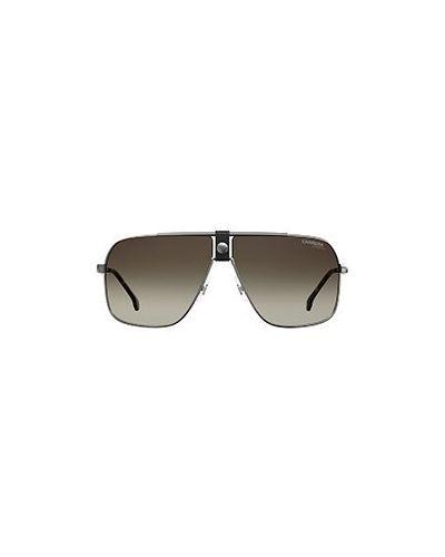 Серые солнцезащитные очки Carrera