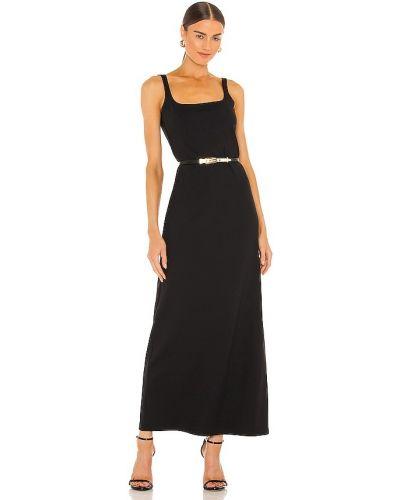 Платье макси - черное Susana Monaco