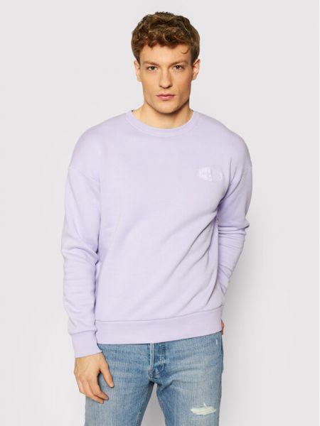 Bluza - fioletowa Jack&jones