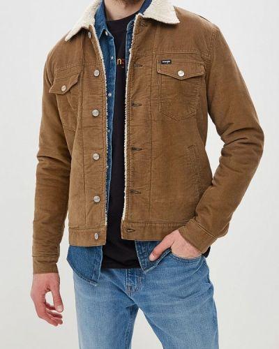 Куртка осенняя демисезонная Wrangler