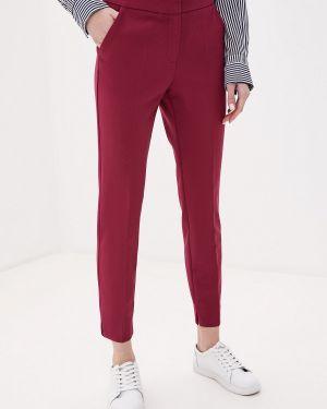Классические брюки розовый Adl