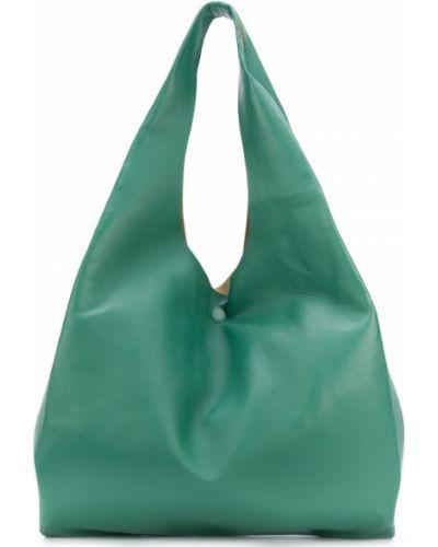 Сумка-тоут сумка-хобо кожаный Maison Margiela