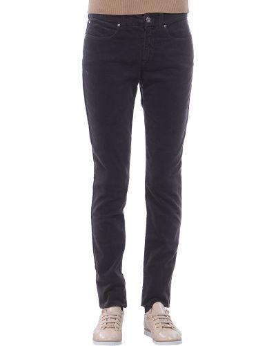 Коричневые джинсы Armani Jeans