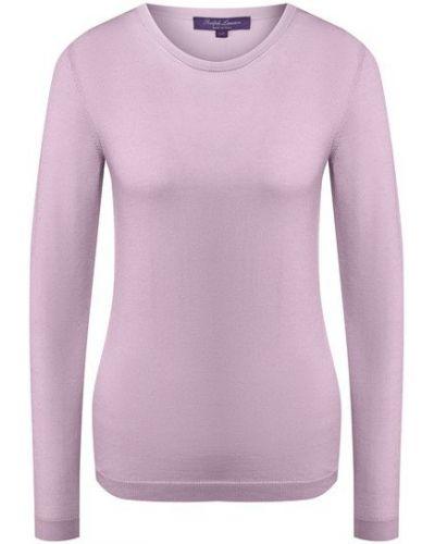 Трикотажный пуловер - фиолетовый Ralph Lauren