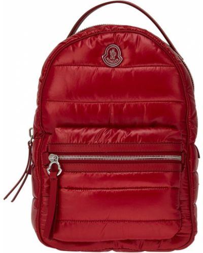 Рюкзак спортивный текстильный на молнии Moncler
