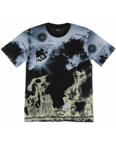 Niebieska t-shirt Ihs