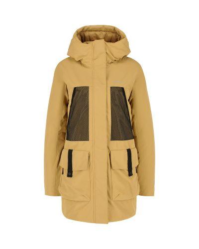 Бежевая куртка мембранная Merrell