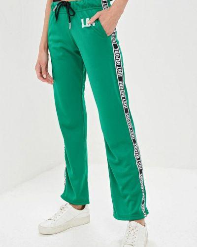 Спортивные брюки зеленый J.b4