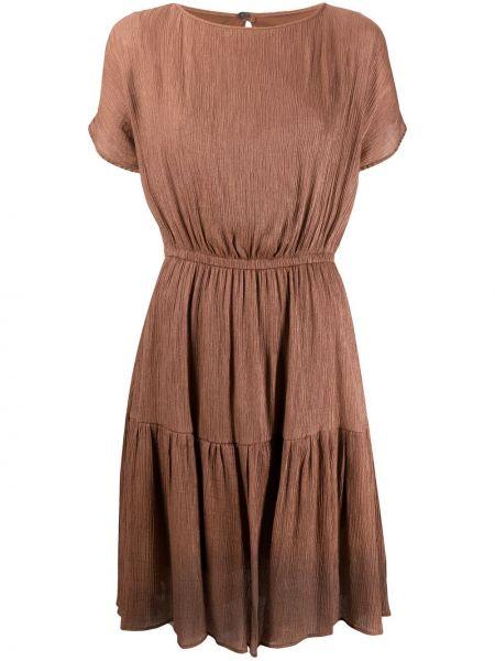 Платье мини миди с поясом Lautre Chose