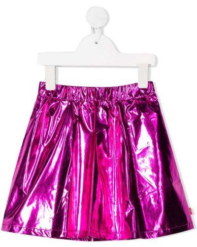 Różowa spódnica rozkloszowana Billieblush