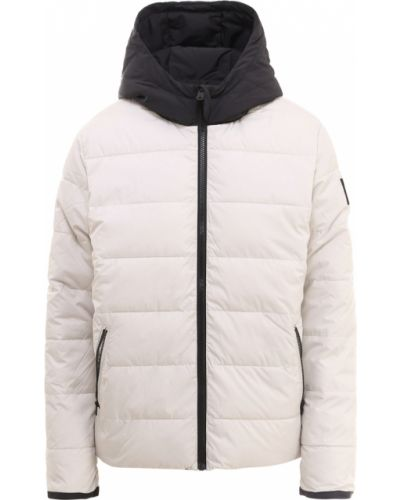 Biała kurtka Ecoalf