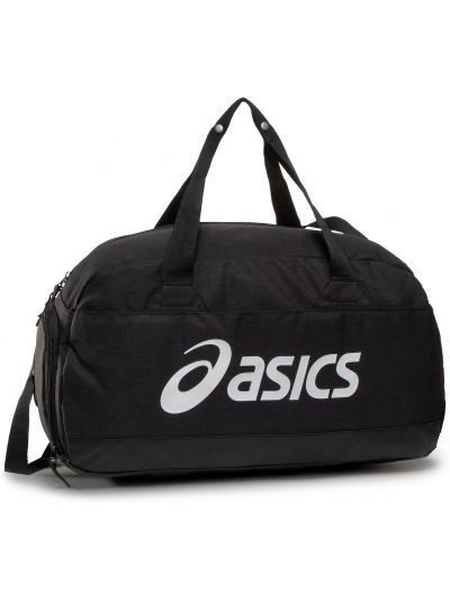 Czarny sport torba Asics
