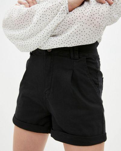 Повседневные черные шорты G&g