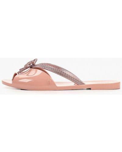 Сабо розовый Melissa