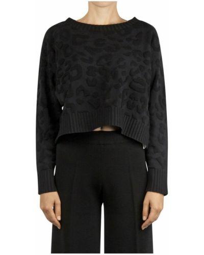 Czarna bluza dresowa Liviana Conti