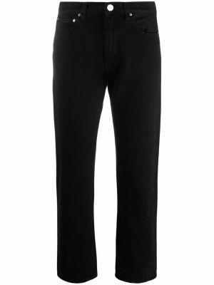 Прямые джинсы классические - черные Toteme