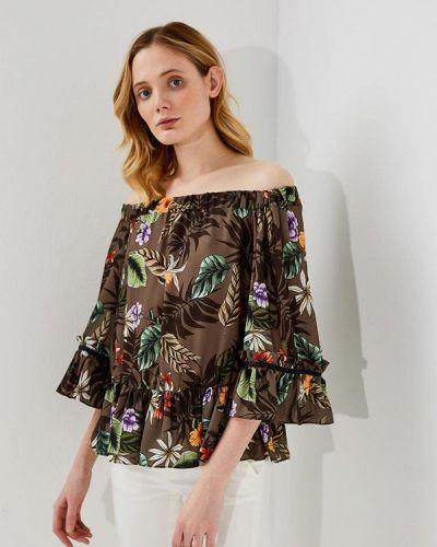 Блузка с открытыми плечами Liu Jo Jeans