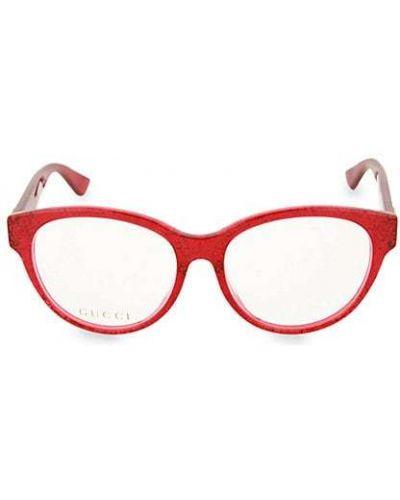 Niebieskie okulary Gucci