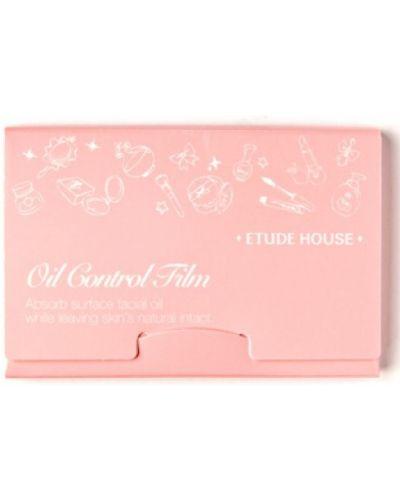 Матирующая салфетка для лица Etude House