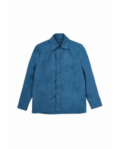 Синяя блуза Smile Time