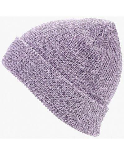 Фиолетовая шапка осенняя Befree