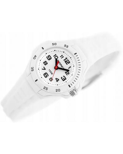 Klasyczny biały zegarek Xonix