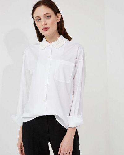 Белая рубашка Twin-set Simona Barbieri