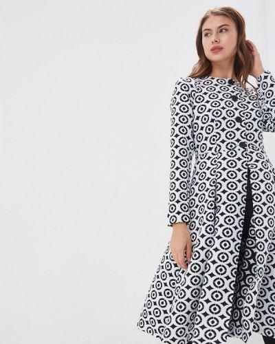 Пальто - белое Sahera Rahmani