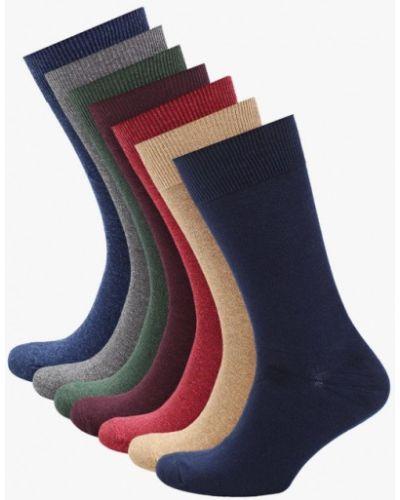 Коричневые носки Marks & Spencer
