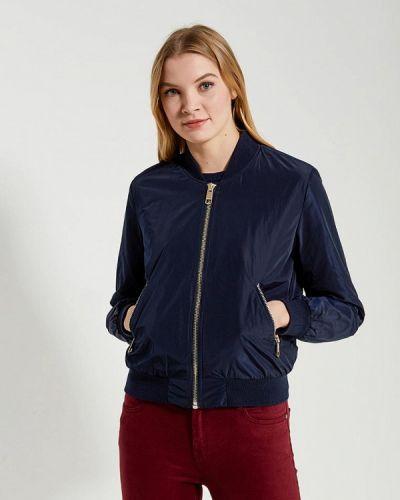 Синяя утепленная куртка Tommy Hilfiger