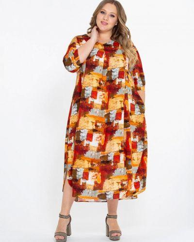 Разноцветное платье Intikoma