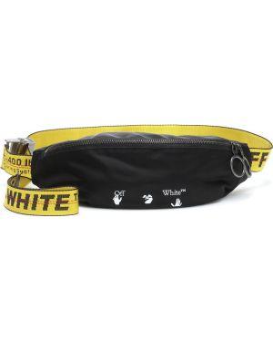 Pasek biały Off-white