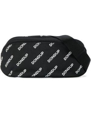 Черный сумка на плечо Dondup Kids