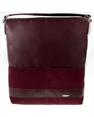 Klasyczna torebka skórzana Milton